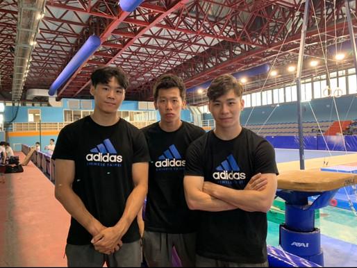 拿坡里世大運》競技體操男子成隊賽制改變 李智凱領軍望再創佳績