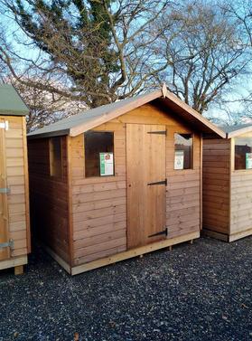 Cabin 6 x 8