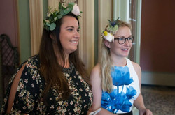 Flower Crowns Maids of Honour
