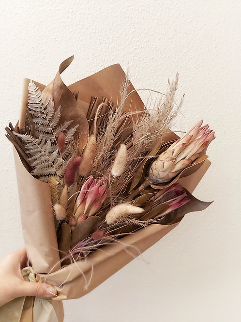 PROTEA IN PINKS BOUQUET