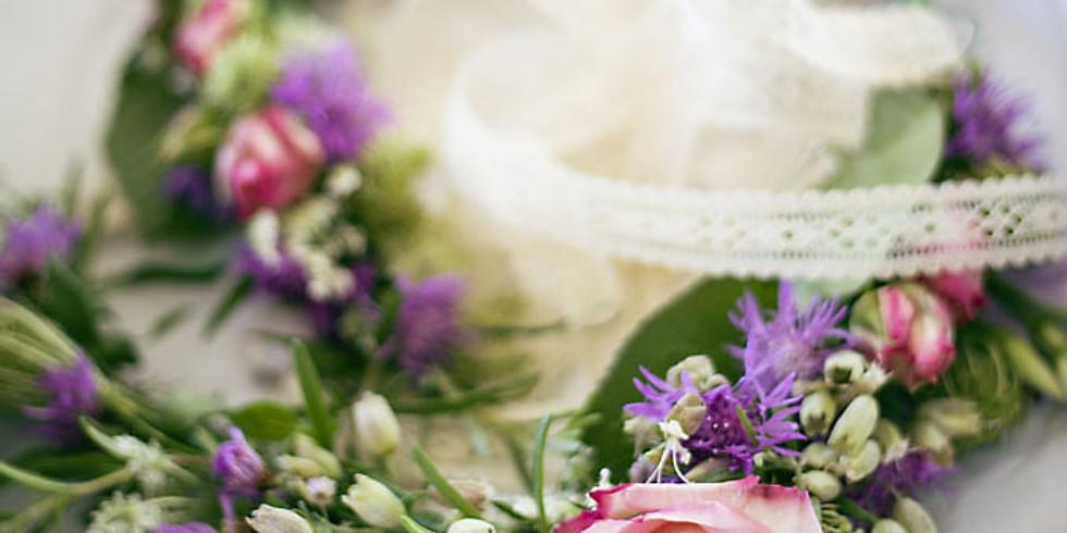Summer Flower Crown Workshop