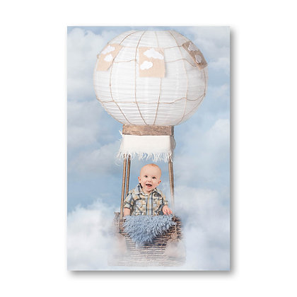 12x8 inch photo print