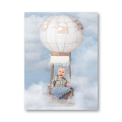 8x6 inch photo print