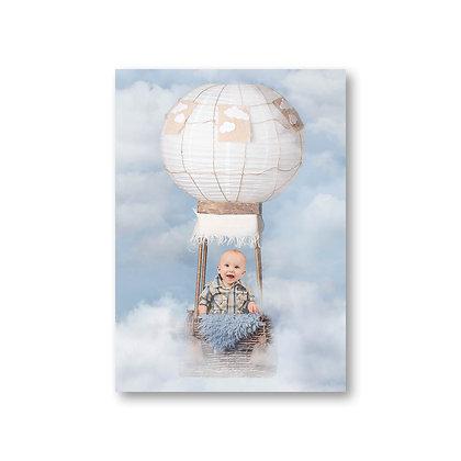 7x5 inch photo print