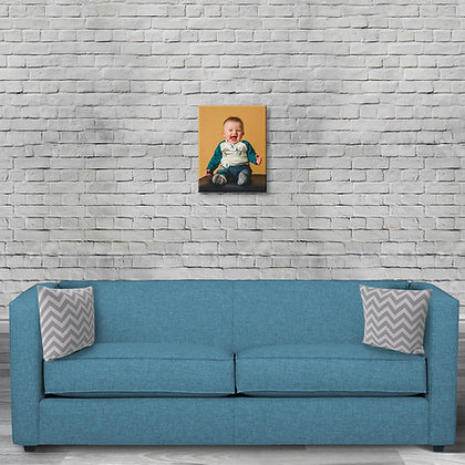 16x12 Inch Canvas