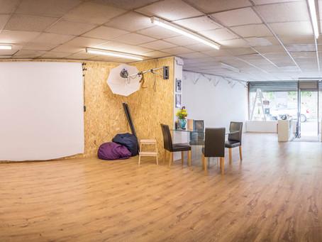 New Studio, New Website