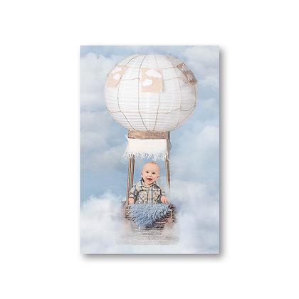 6x4 inch photo print