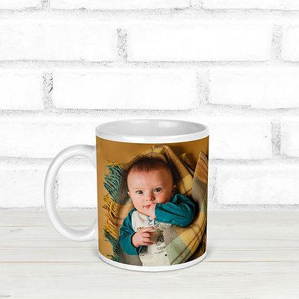 Simple Photo 11oz Mug