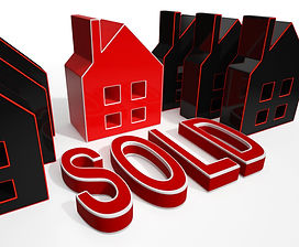 sold-house-displays-sale-of-real-estate_