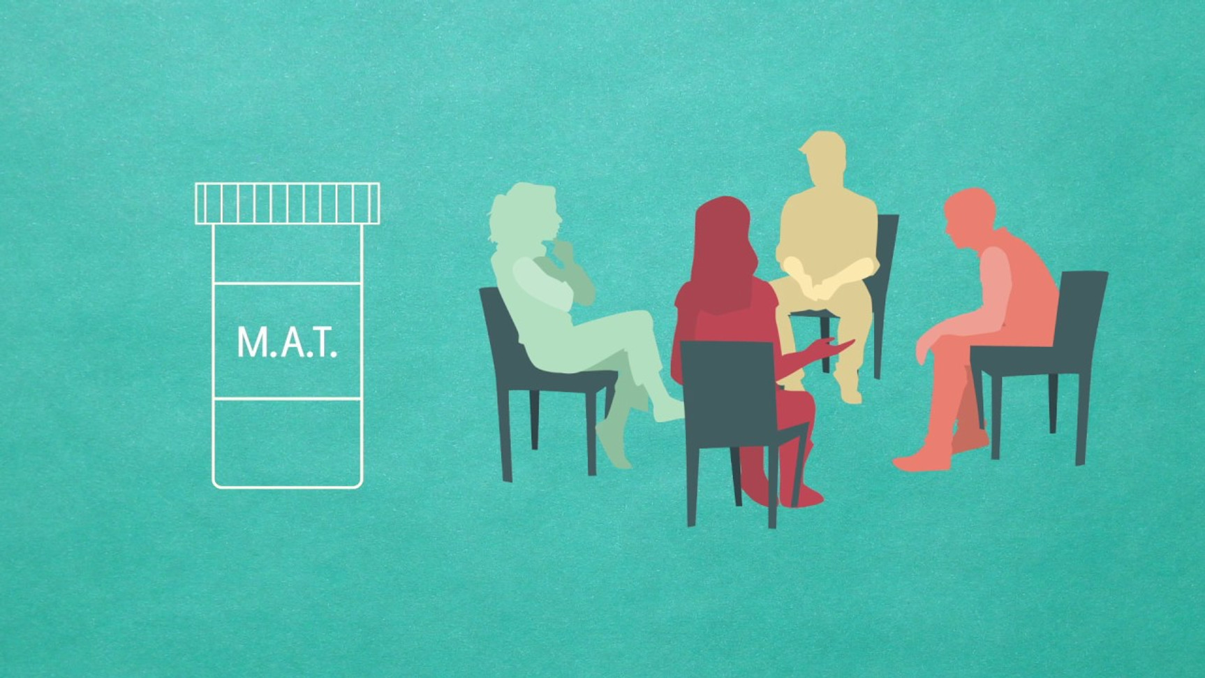 "Medication-Assisted Treatment  | 1:49 | ""MAT"" combines FDA-approved medications with behavioral therapy."