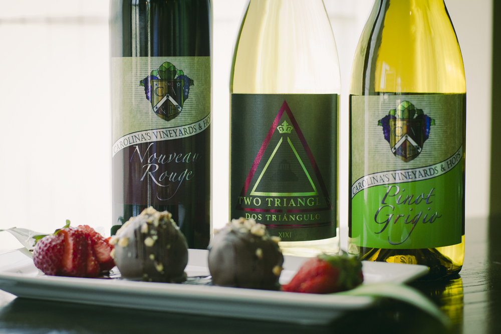CV&H Signature wines now available