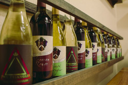 Signature wines now available