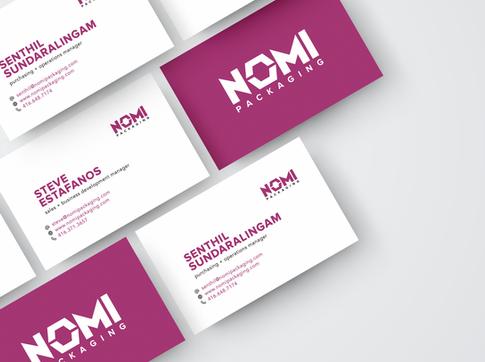 NOMI Packaging