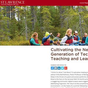St. Lawrence Magazine