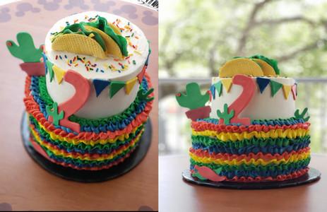 Custom Cake Order!