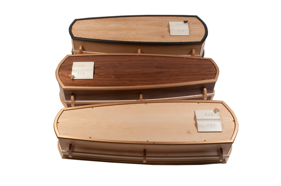 English Made Coffins The Classic Range