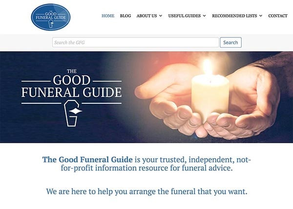 The Good Funeral Guide - Useful Guides