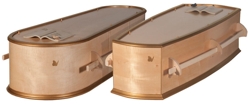 English Made Coffins The Maple Tree Range