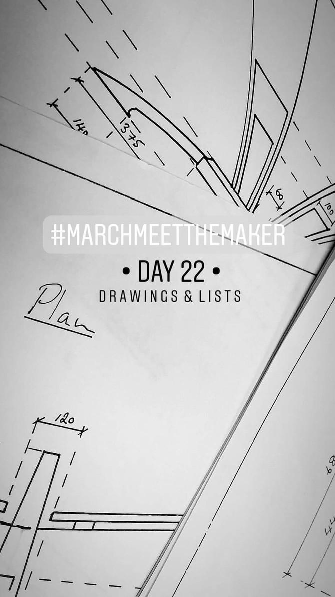 Week 4 of #MarchMeetTheMaker