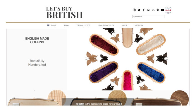 Let's Buy British - A place to find products & services made within the UK
