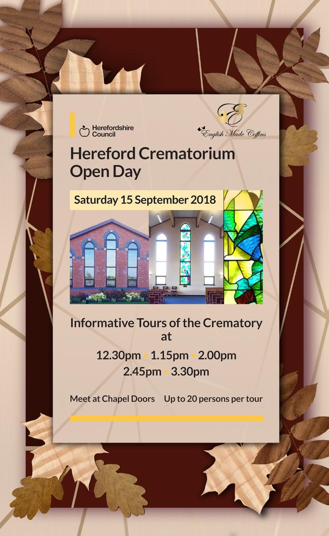Open Day! 15th September 2018