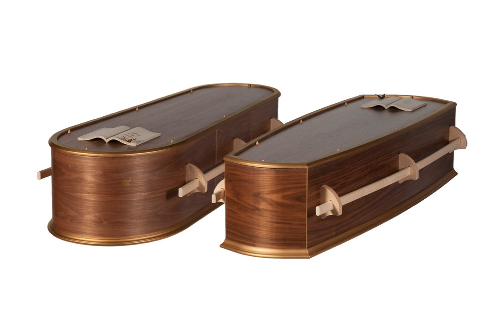 English Made Coffins The Walnut Tree Range