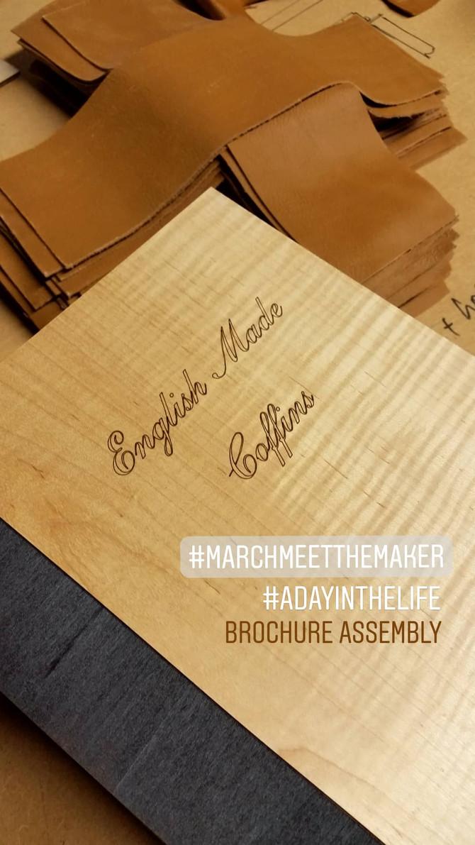 Week 3 of #MarchMeetTheMaker