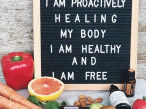 Healing My Body