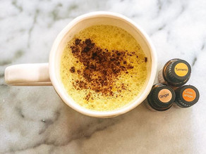 Best Golden Milk Latte (24K Gold in a Cup)
