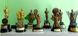 Grisallys - Prêmios