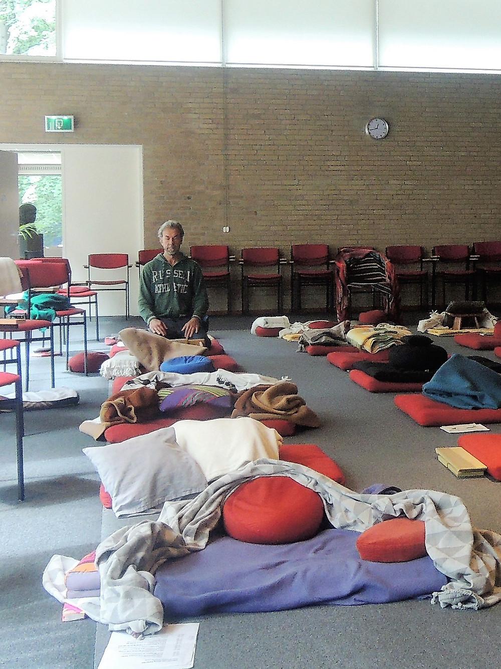 mindfulness meditatie ruimte