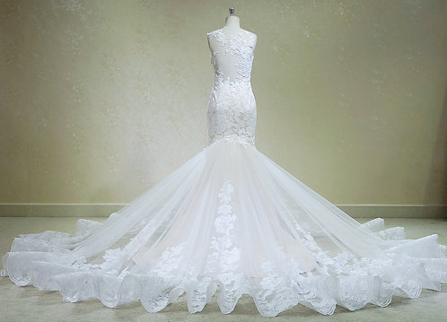 Ophelia Song Couture Wedding Gown