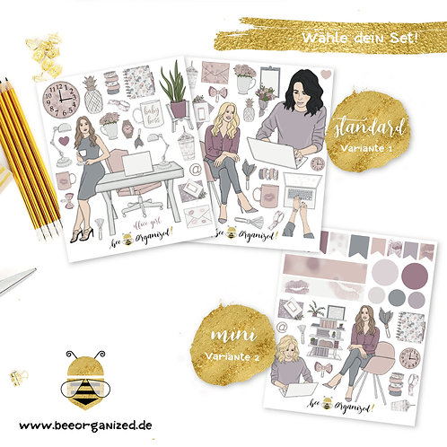 Office Girl | Deko-Kit