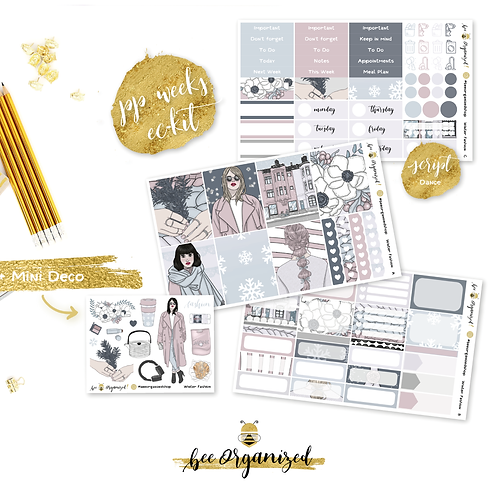 Winter Fashionista | EC Full-Kit