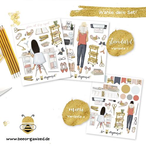 Planner Girl | Deko-Kit