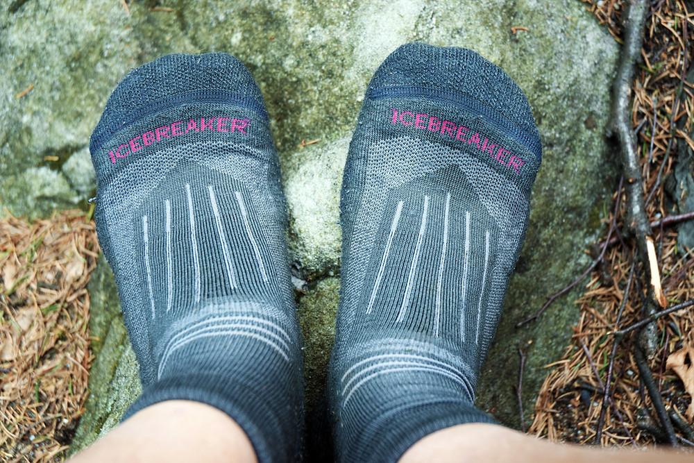 Ponožky Hike Light jsou do pohor ideální.