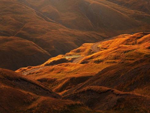 Gruzie - Velký Kavkaz - cesta do Shatili