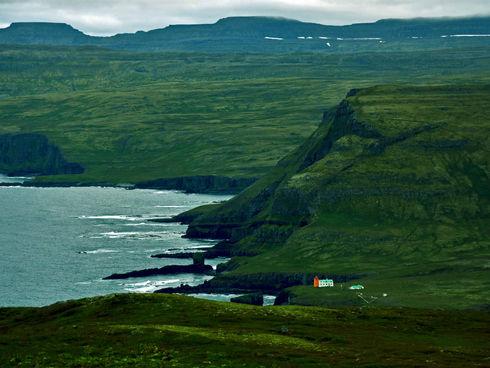 Island - Hornstrandir