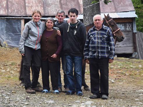 Gruzie - Malý Kavkaz - Adžárie