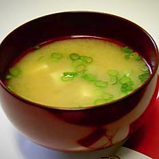 Miso Soup Seafood