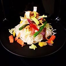Noodle Salad (v)