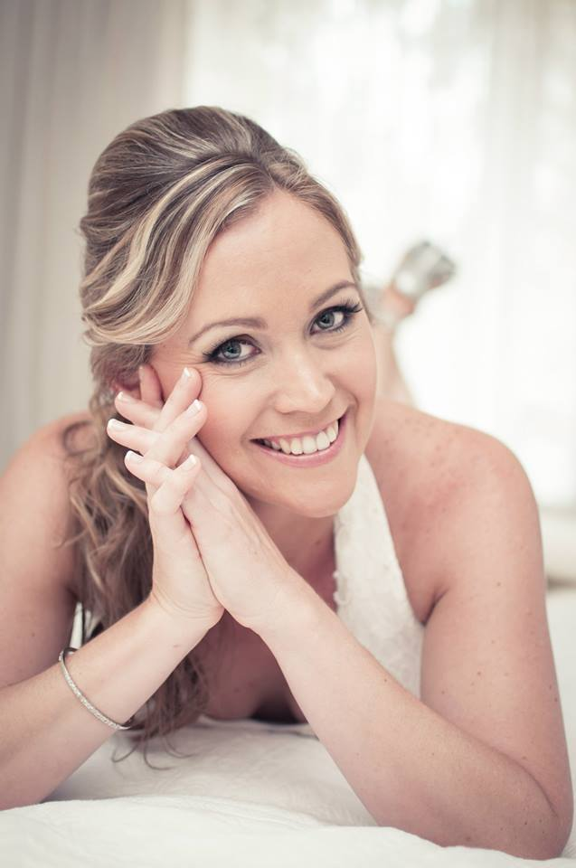 bridal make up Durban