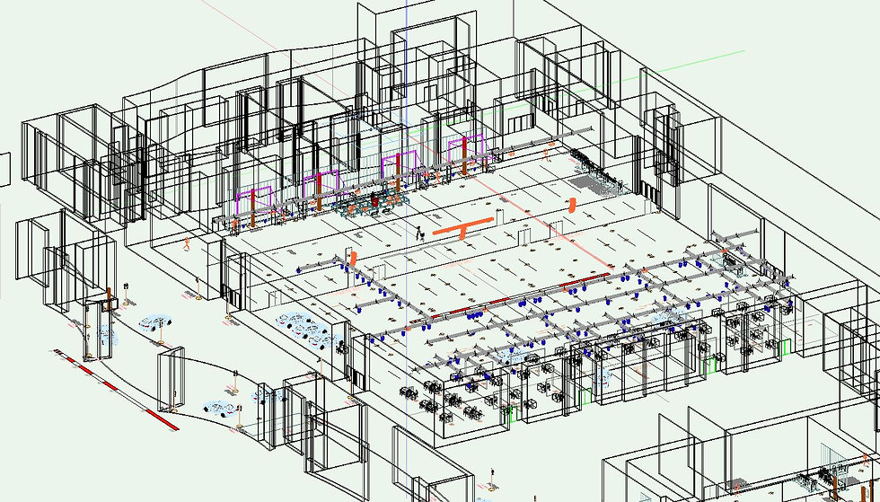 David Charles Events Event Decor Drawing