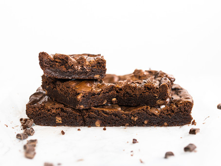 The Most Delicious Gluten Free Chocolate Nutella Brownies