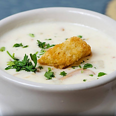 Award Winning Clam Chowder
