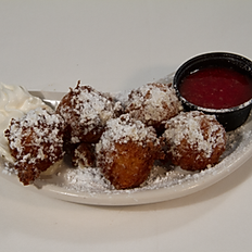 Coconut Fritters