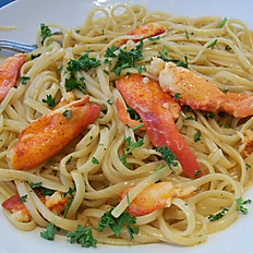 Lobster & Shrimp Pasta
