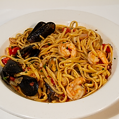 Seafood Siciliano