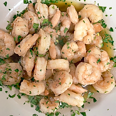 Bowl of Scampi