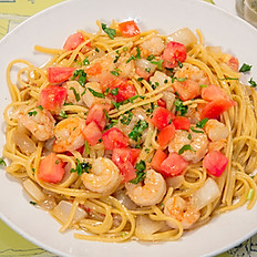Godfather's Shrimp Pasta